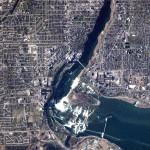 Niagara Falls: Aerial View