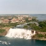 Niagara Falls: American Falls and Bridal Veild Falls