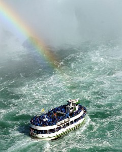 Niagara Falls Maid of the Mist Boat Tour