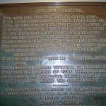 Statue of Liberty Inscriptions Plaque