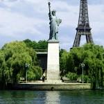 Statue of Liberty Replica Paris