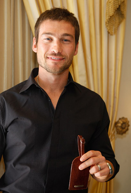 andy whitfield gabriel andy whitfield andy whitfield andy whitfield    Andy Whitfield
