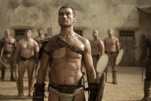 Andy Whitfield - Spartacus: Blood and Sand